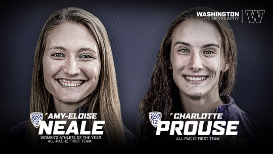 Neale Prouse All-Pac-12