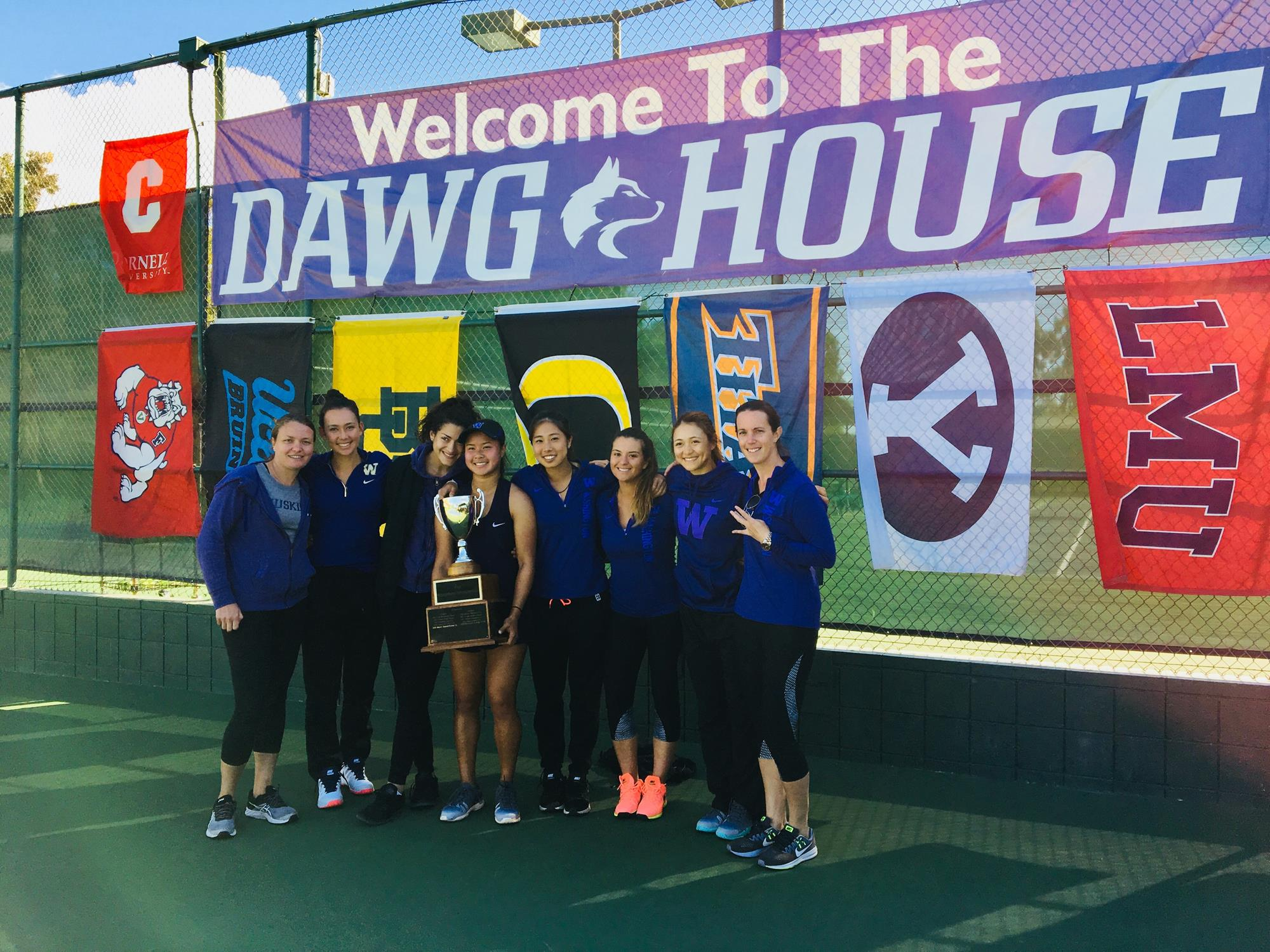 Wong Wins Jack Kramer Club Invitational Singles Title Washington